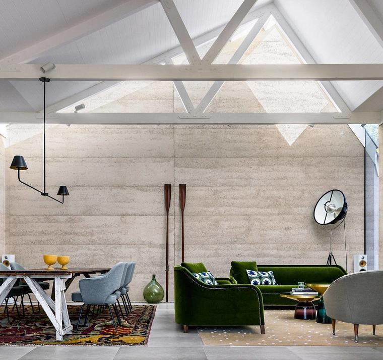 diseño de salón luigi rosselli architects