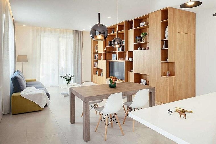 salón diseñado manuarino architettura design comunicazione