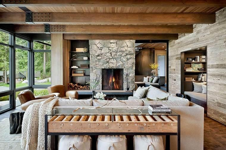 salón diseñado por nb design group