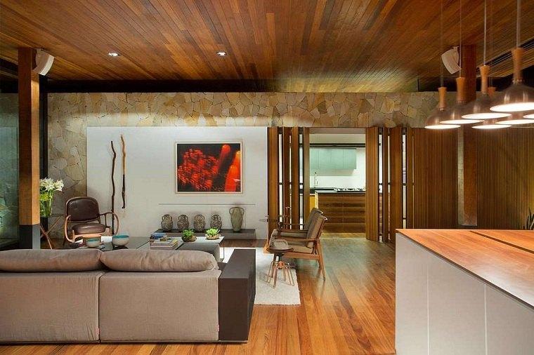 salón diseñado por otto felix