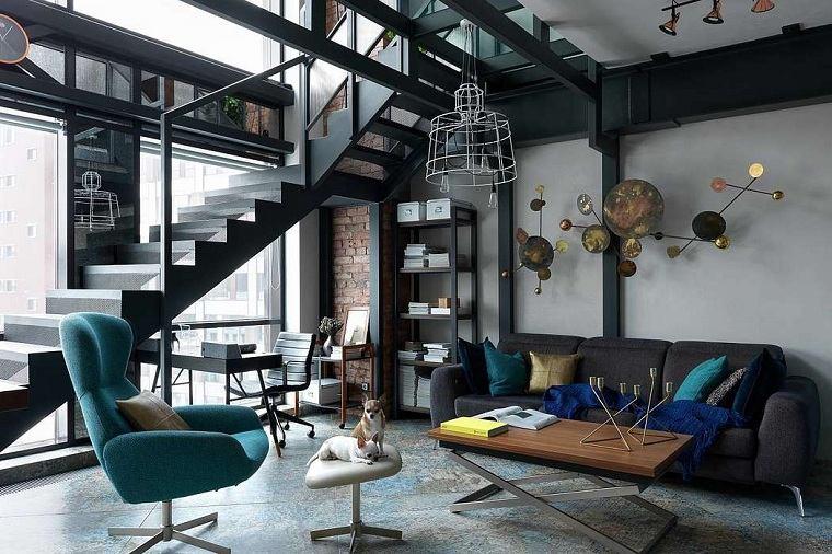 salón diseñado por sergey ryndenkin