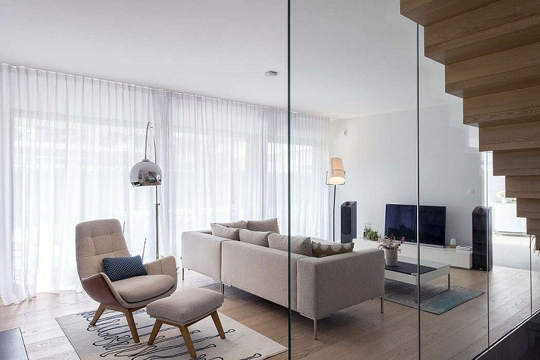 salón diseñado por stephanie prince