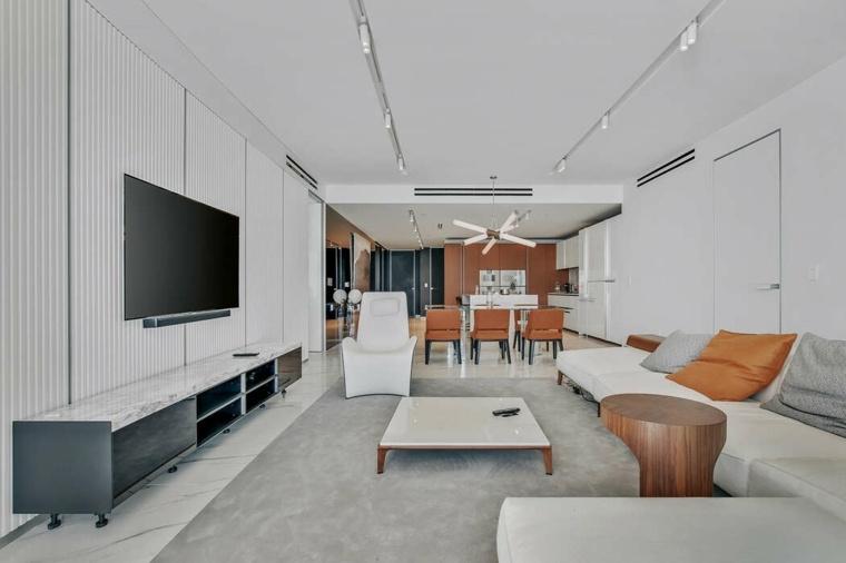Tendencias Muebles Salon 2019.Salones Modernos 2019 Conoce Las Ultimas Tendencias Y
