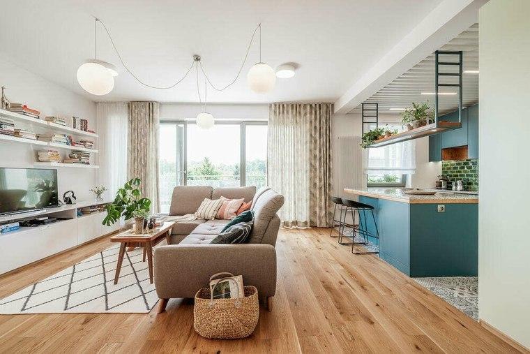 salones modernos 2019 marmur studio