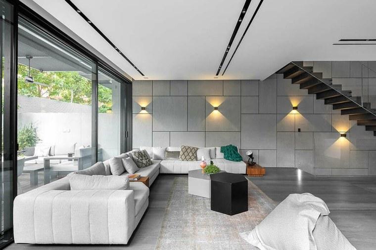 salones modernos 2019 studio makom