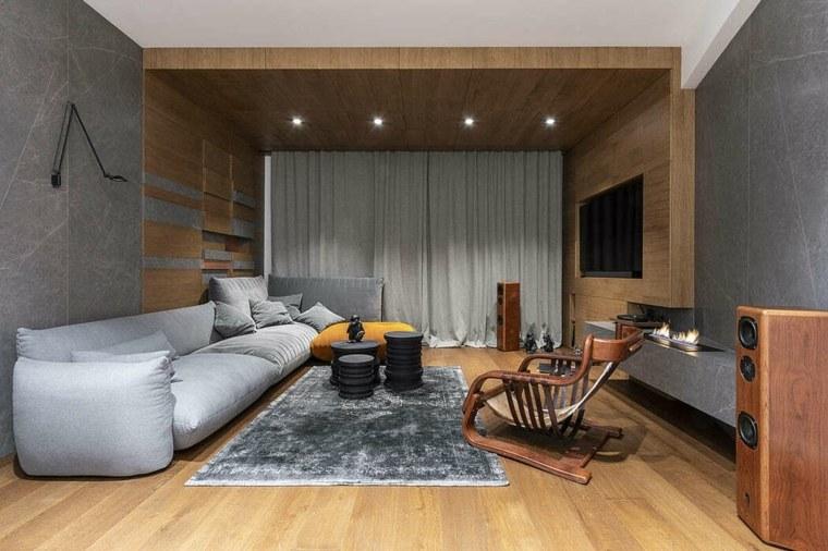 salones modernos 2019 zen design