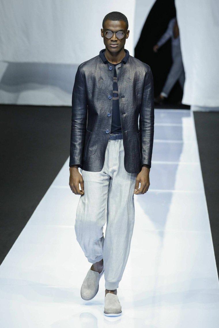 tendencias-2019-moda-Giorgio-Armani-cuero