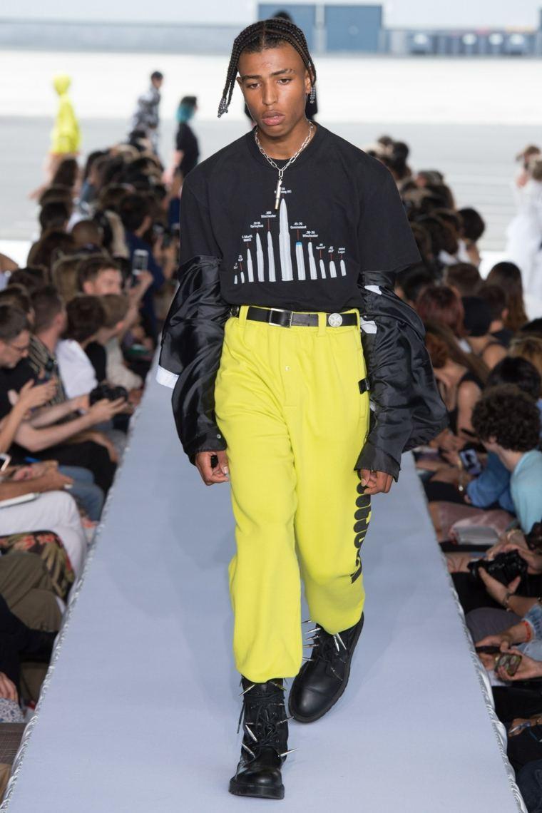 tendencias-2019-moda-Vetements-pantalon-amarillo