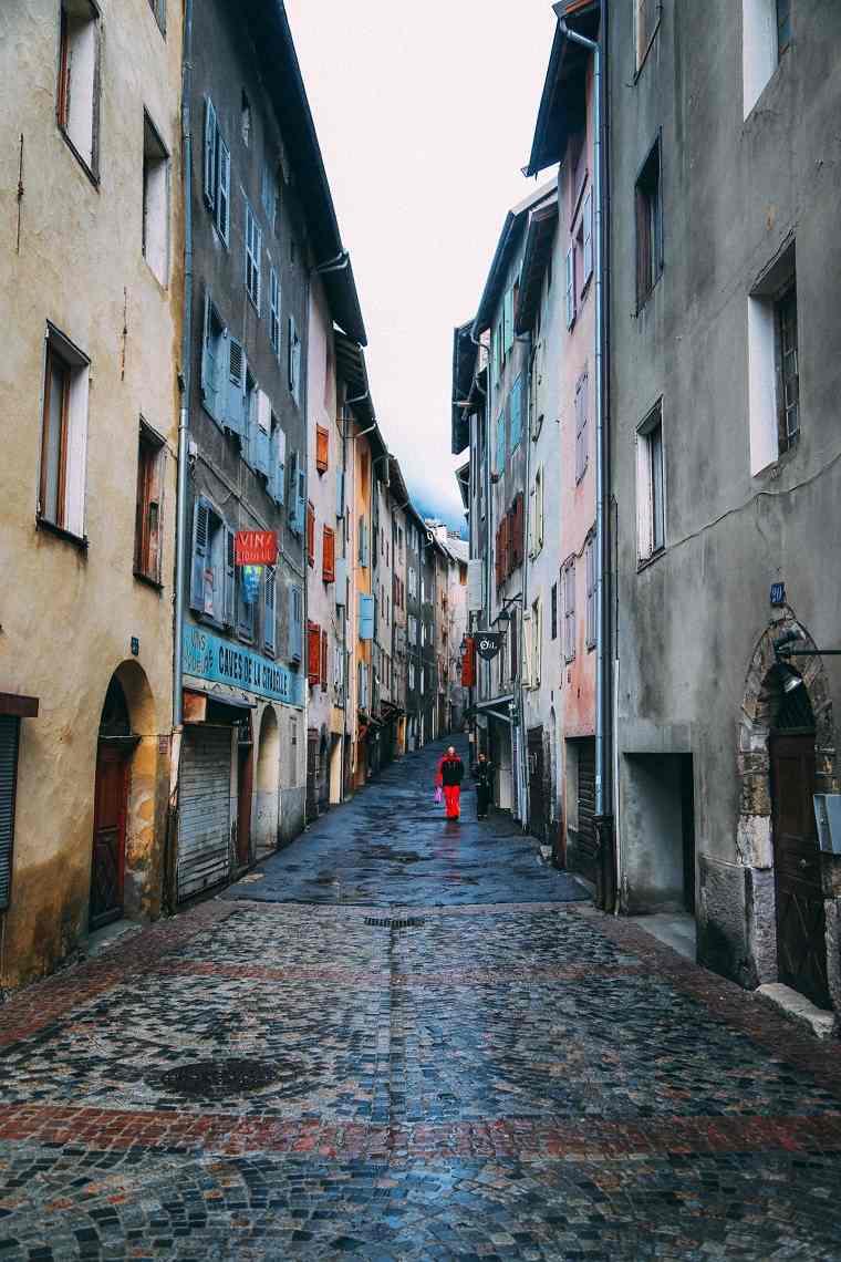 ciudades de Briançon