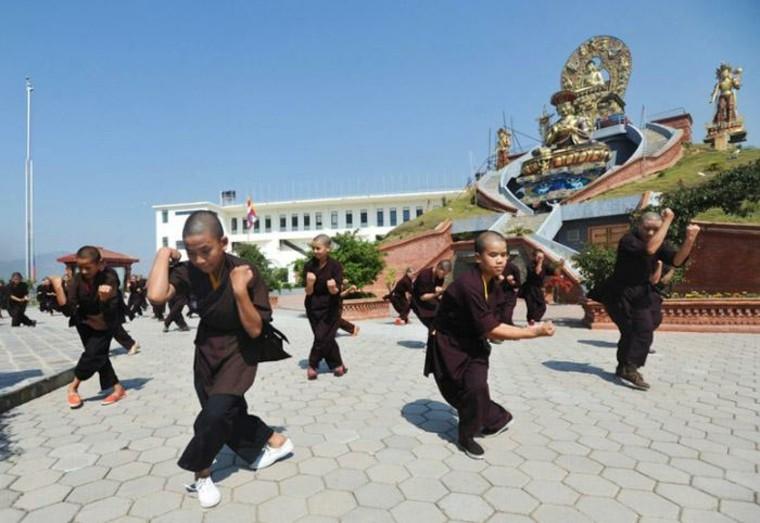artes marciales aprendices