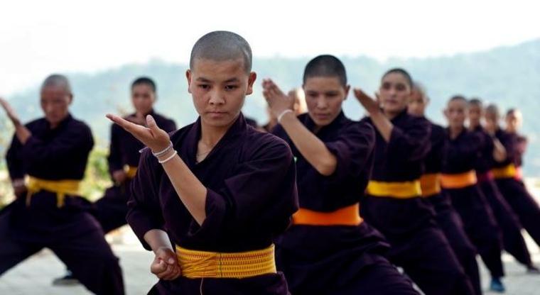 artes marciales tradicionales de China