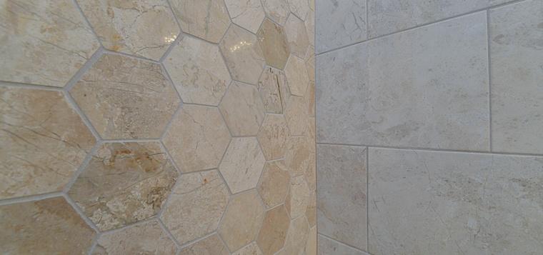 Originales diseños de azulejos de baño modernos