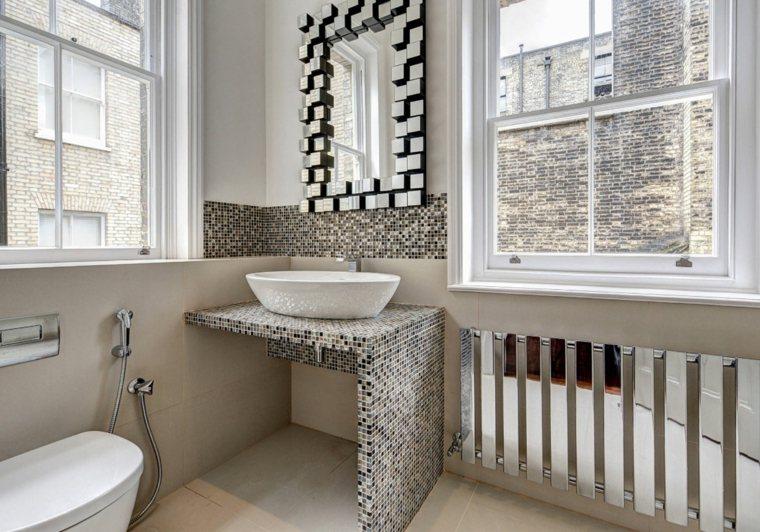 combinar azulejos baño