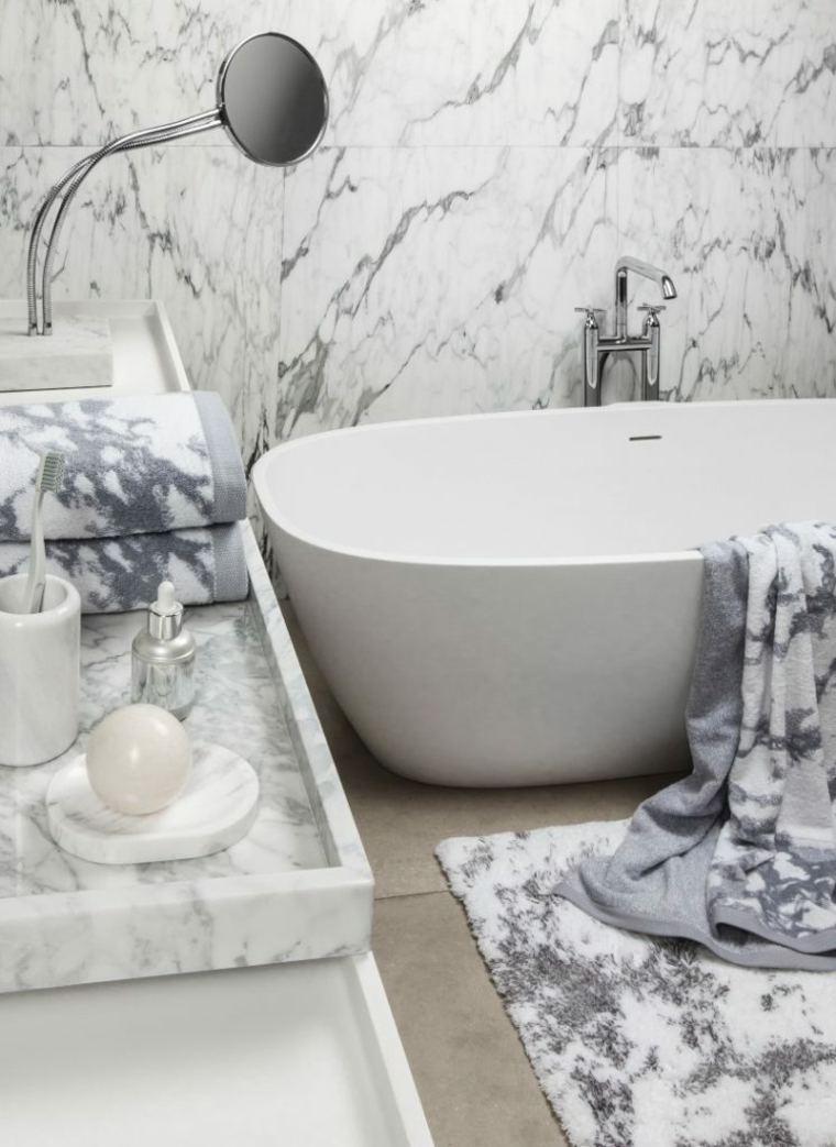 banos-de-lujo-ideas-marmol