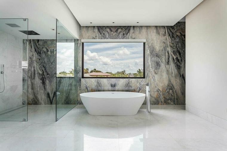 baños de lujo-marmol-mothe-design