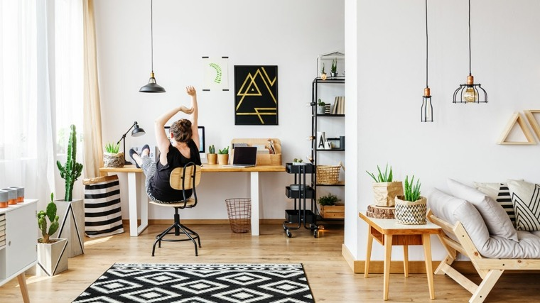 burnout y trabajar en casa