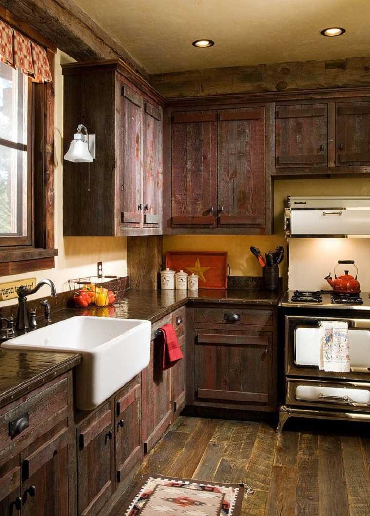 cocina diseñada por rmt architects