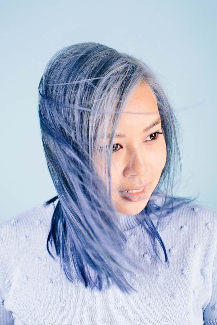 colores de cabello estilo pastel ideas