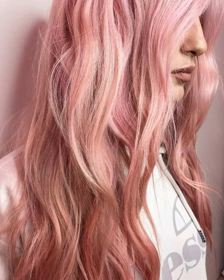 colores-de-cabello-rosa-dorado