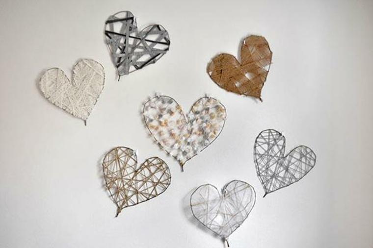 corazones hechos-a-mano