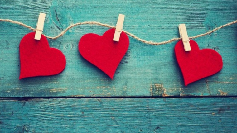 corazones para-san-Valentín