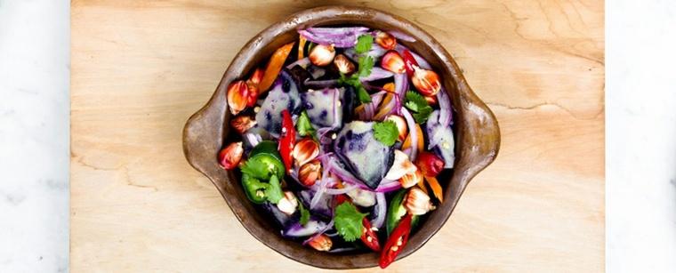 dieta cetogénica idea para platos