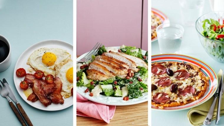 dieta cetogénica ideas para platos