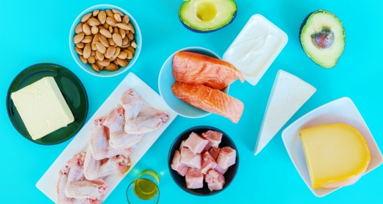 dieta cetogénica productos