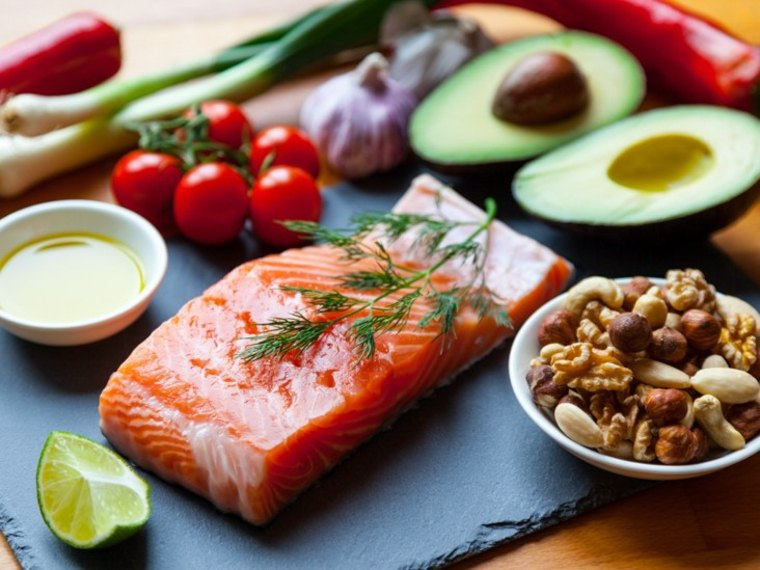 dieta cetogénica productos permitidos