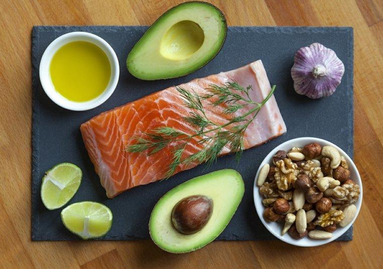dieta cetogénica productos recomendados