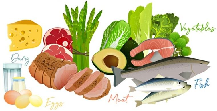 dieta cetogénica qué comer ideas