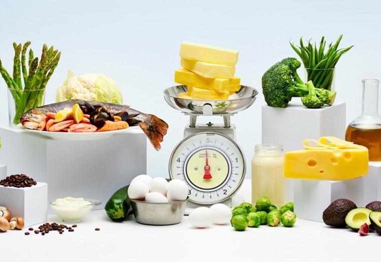 dieta cetogénica qué comer