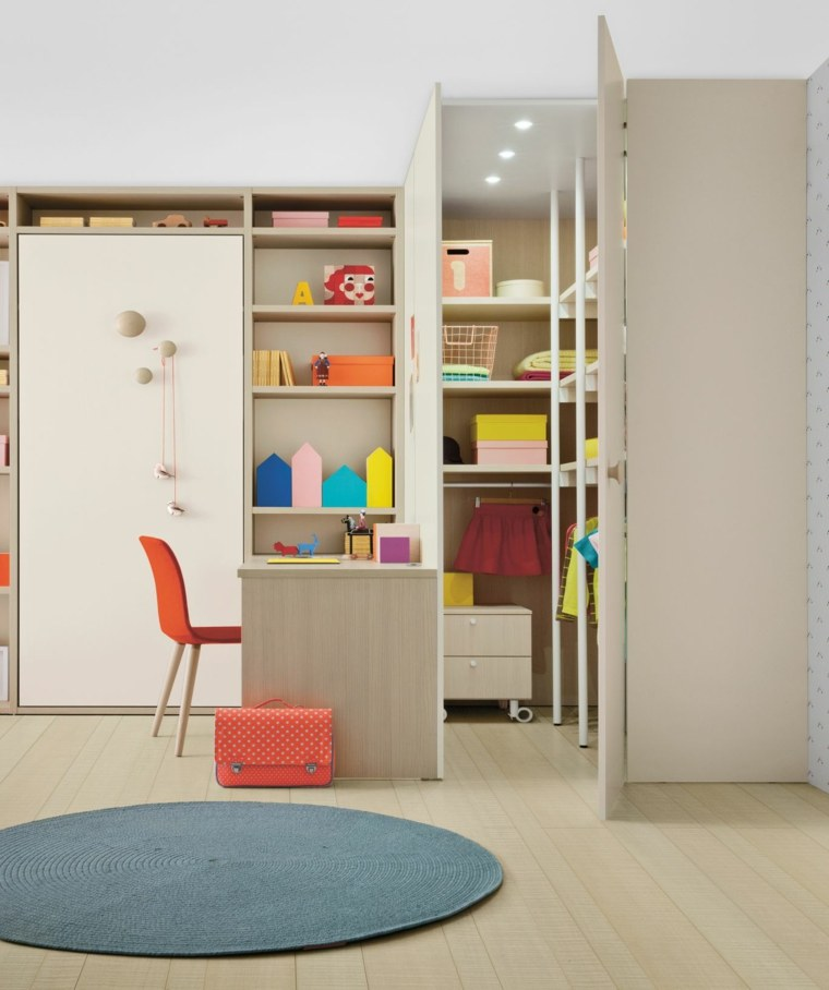 dormitorios infantiles clasicos y modernos