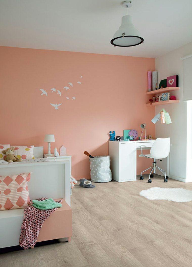 dormitorios infantiles estilo minimalista