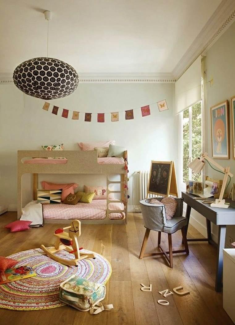 dormitorios infantiles estilo moderno