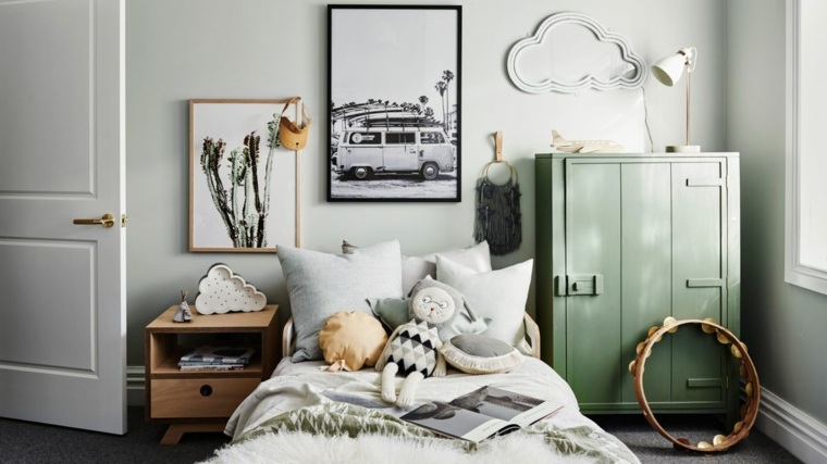 dormitorios infantiles ideas