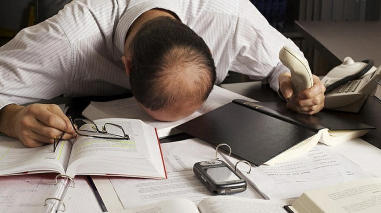 el-síndrome de burnout en la-oficina