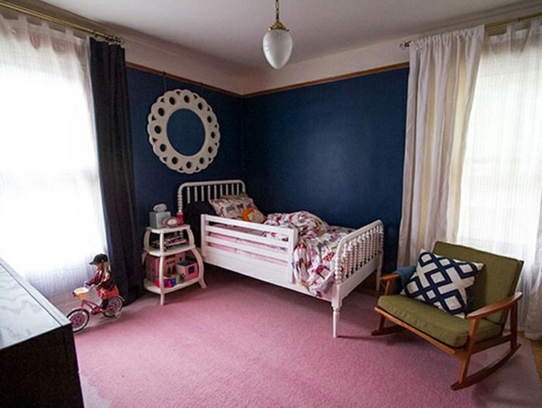 habitación infantil acogedora