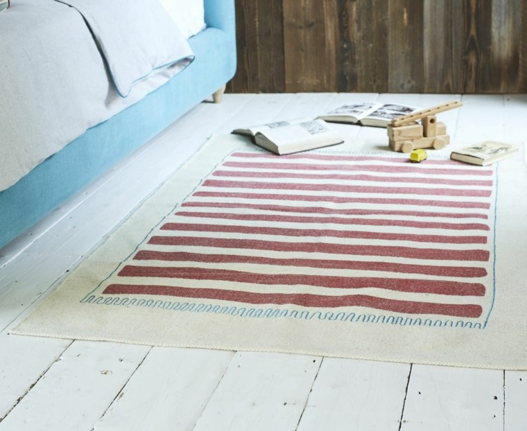 habitación infantil alfombra
