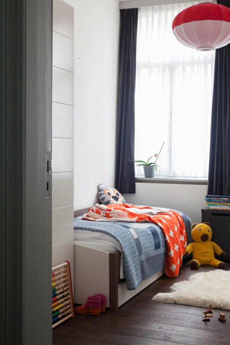 habitación-infantil combinación de colores