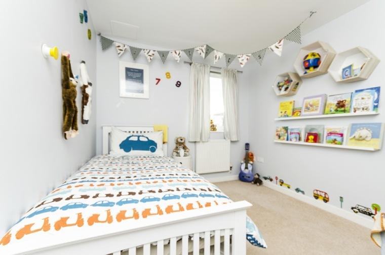 habitación infantil decoración