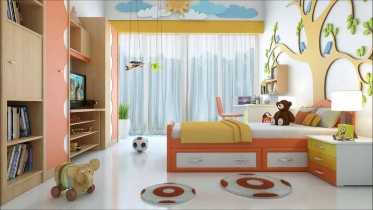 habitación infantil decoración original