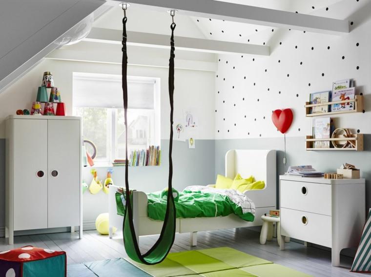 habitación infantil idea de diseño