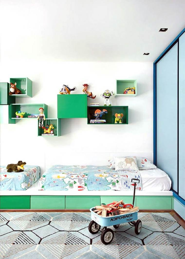 habitación infantil ideas de diseño