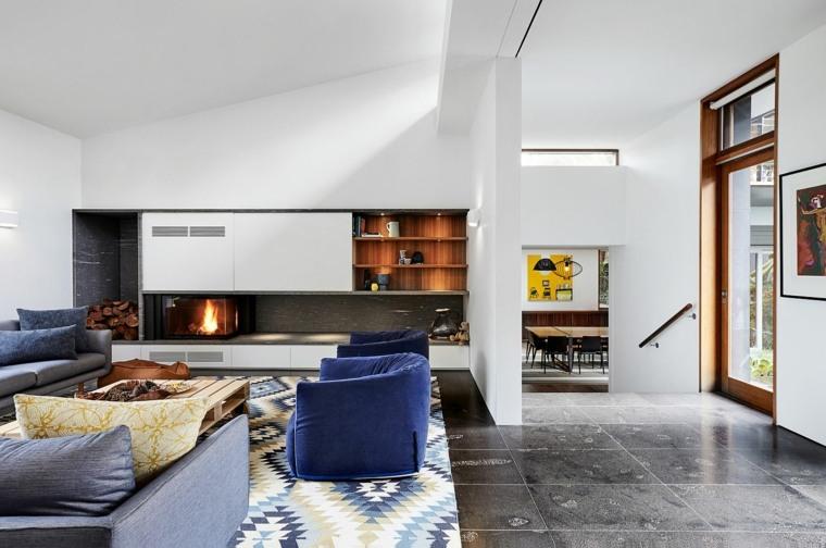 Un vistazo al interior del hogar