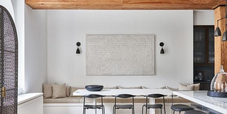ideas para decorar habitaciones-comedor
