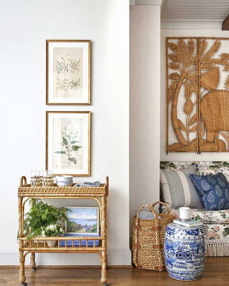 ideas-para-decorar-habitaciones-mimbre