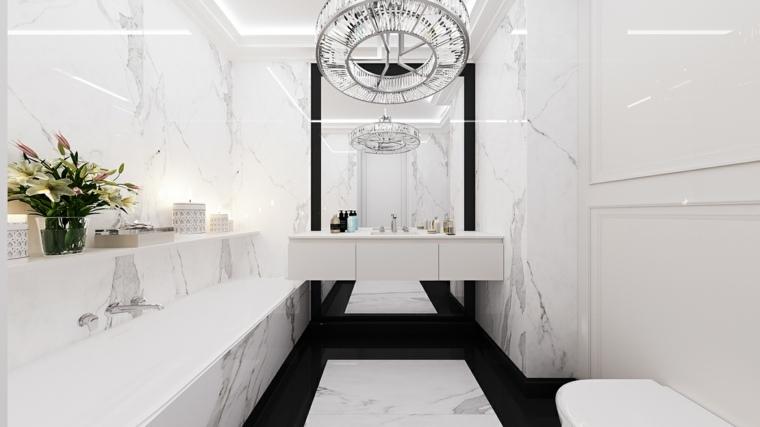 marmol-bano-lujo-ideas