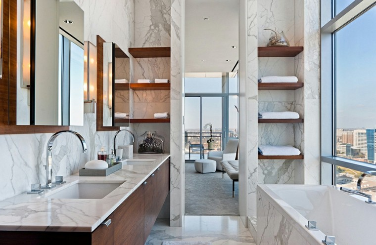 marmol-bano-pequeno-ideas-paredes