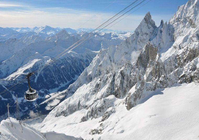 destinos ski